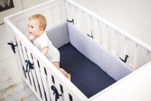 łóżeczko niemowlęce Bobomio
